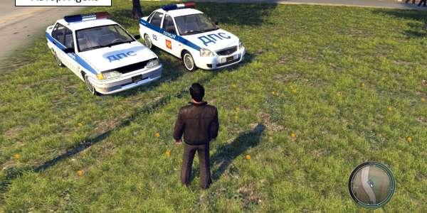 "Mafia 2 ""mod Russian Police"""