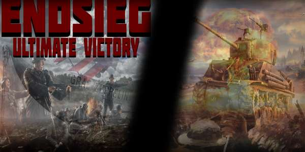"Hearts of Iron 4 ""Endsieg: Ultimate Victory на русском языке"