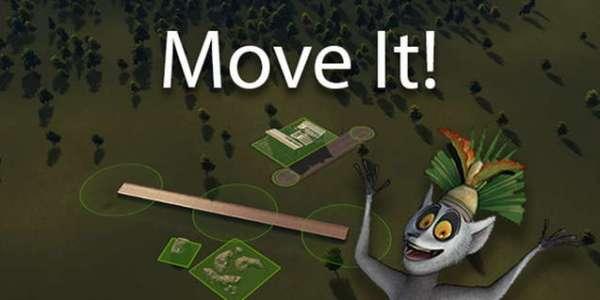 Cities: Skylines: мод Move it (передвинь это)