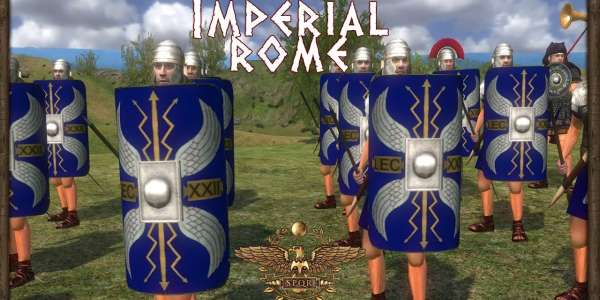 Mount and Blade: Warband - мод Imperial Rome