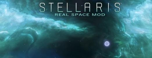 Stellaris: мод Реальный Космос (Real Space)