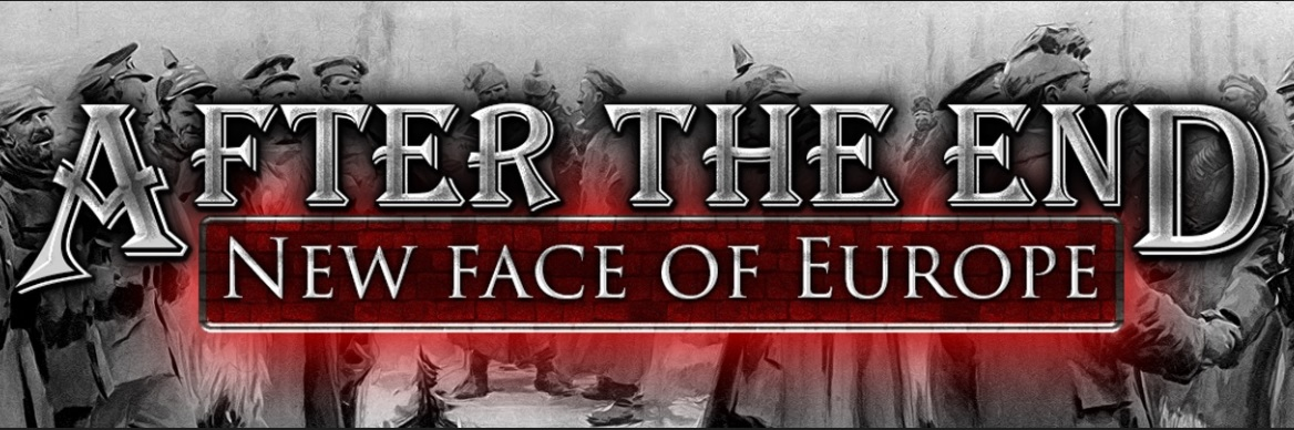Hearts of Iron 4: мод After the end