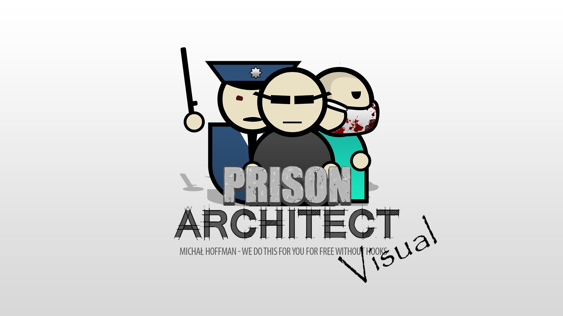 Prison Architect: мод Визуал - новые текстуры в большом разрешении (Visual)