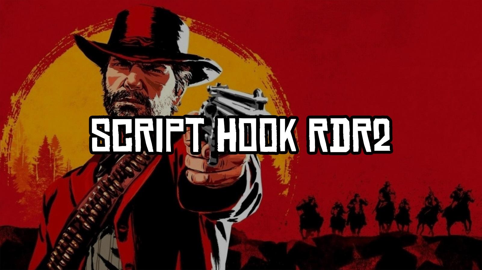 Скрипт Хук для RDR 2 (Script Hook RDR2)