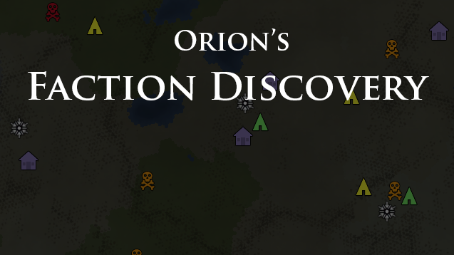 Faction Discovery