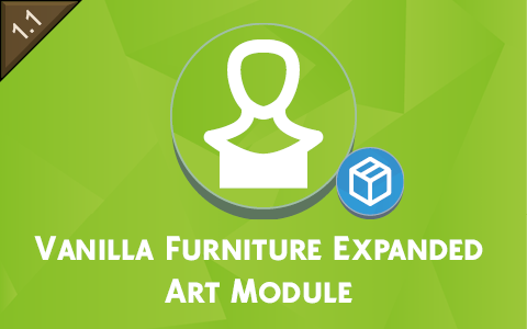 Vanilla Furniture Expanded - Art
