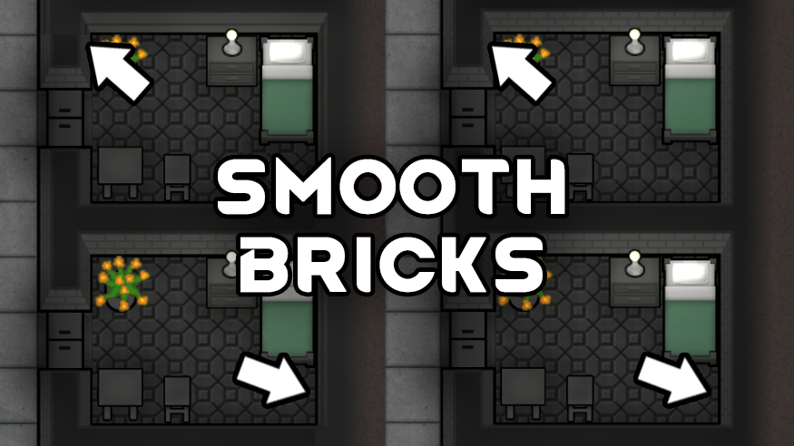 Smooth Bricks