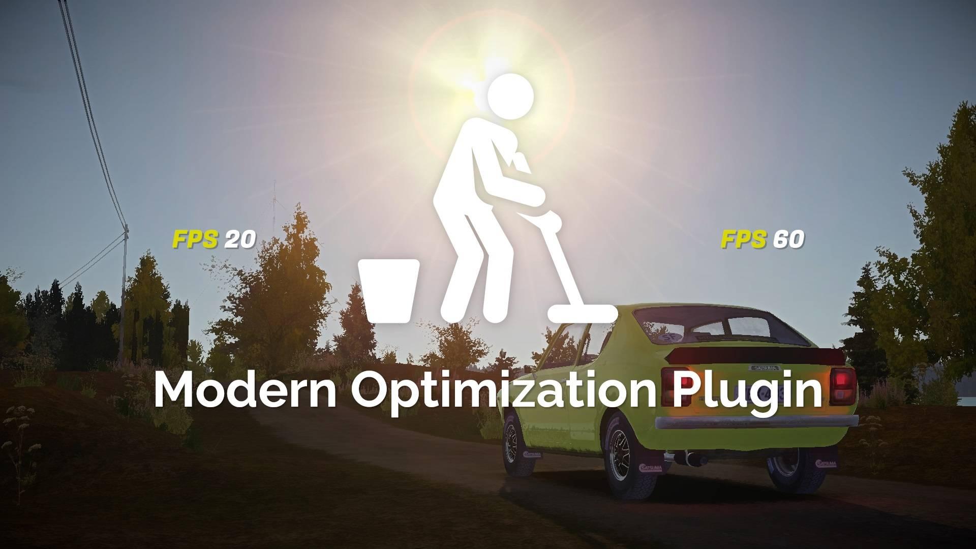 Мод Современная оптимизация игры (Modern Optimization Project)