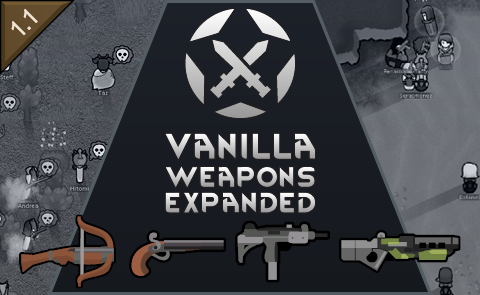 Vanilla Weapons Expanded