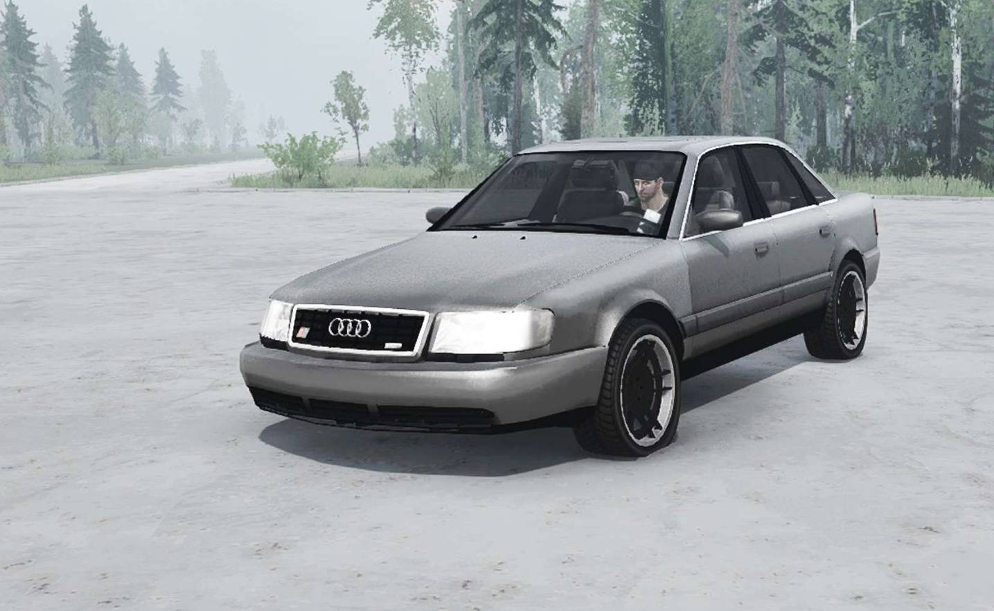Audi S6 (C4) 1997