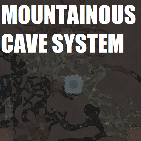 Mountainous Cave System