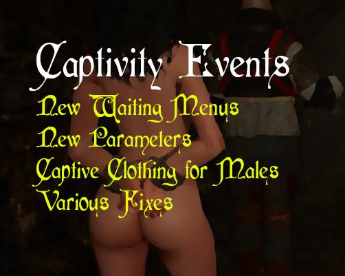 Captivity Events