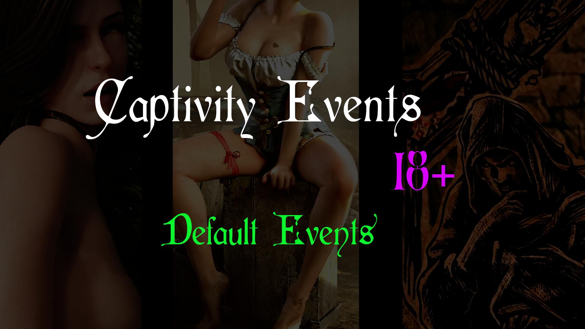 Captivity Events 1.5.0.1013 (мод + русификатор)
