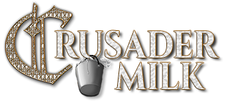 Crusader Milk (A Dark World Fantasy submod) (мод+русификатор)