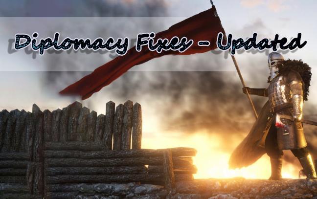 Мод Фикс дипломатии (Diplomacy Fixes - Updated)