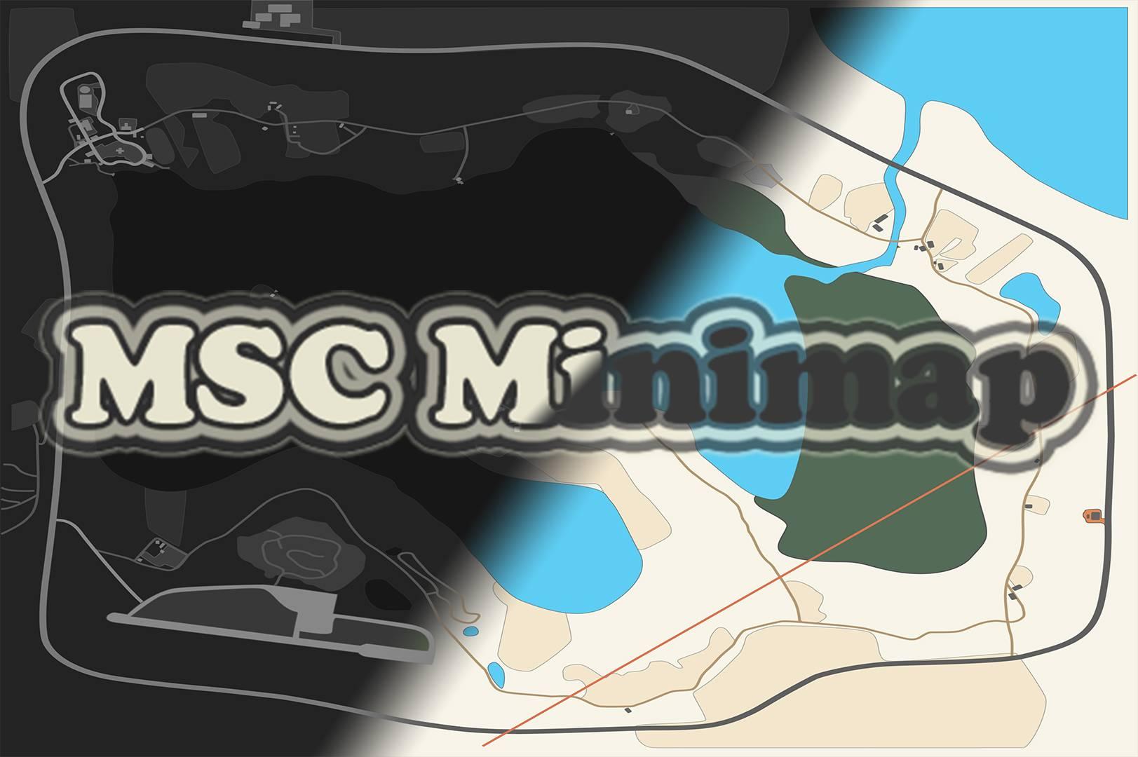 Мод на Мини-карту (Minimap)