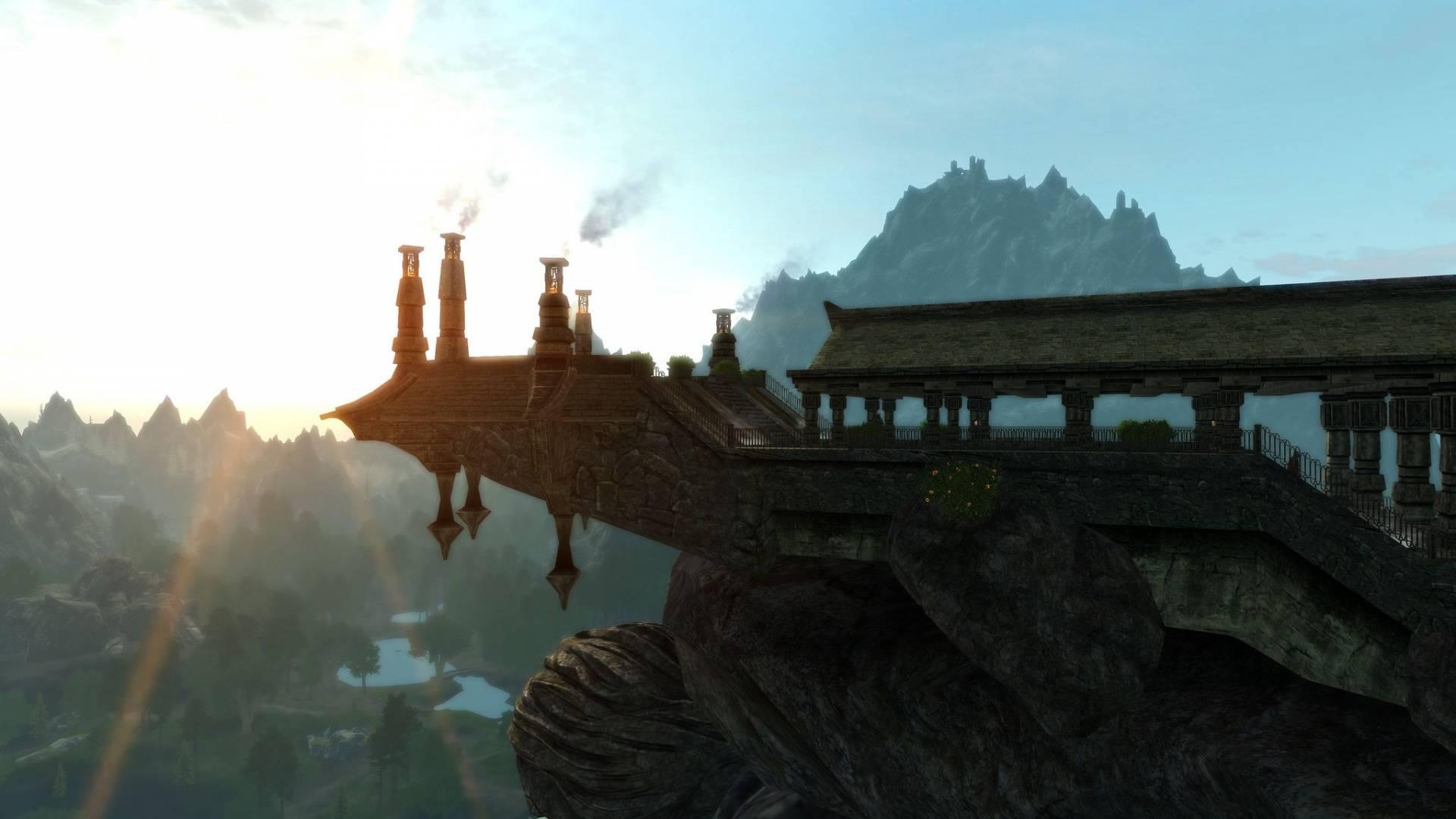 Эро - сборка Enderal Forgotten Stories - 18 + на движке NEMESIS
