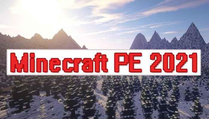 Скачать Minecraft PE 2021 Бесплатно: Последняя Версия на Андроид