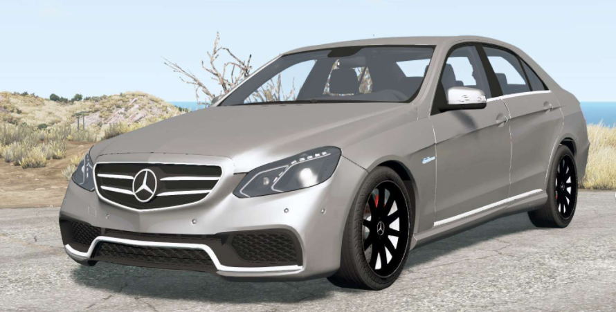 Мод Mercedes-Benz E 63 AMG (W212) 2014