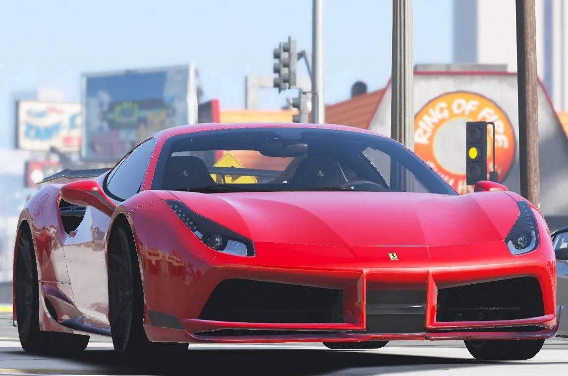 Ferrari 488 Novitec N-Largo