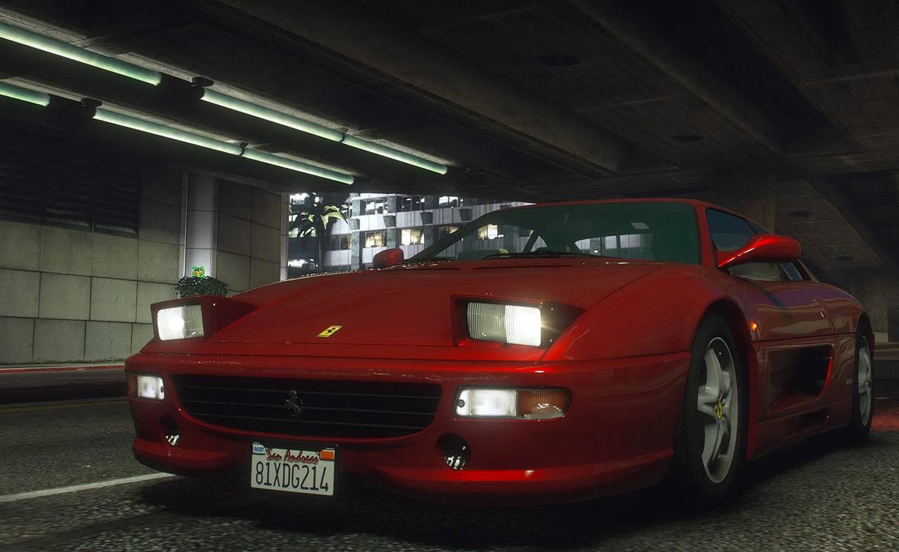 Ferrari F355 F1 Berlinetta 1998