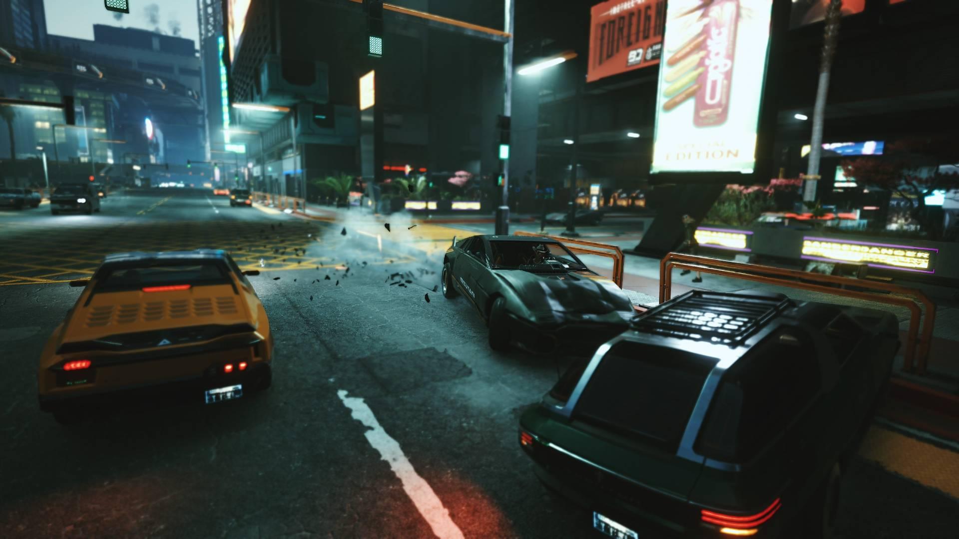 Drive It Like You Stole It [Cyberpunk 2077]