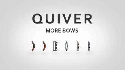 Quiver: More Bows [Rimworld]