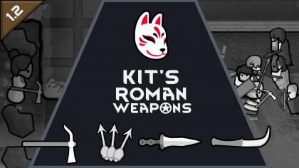 Kit's Roman Weapons [Rimworld]