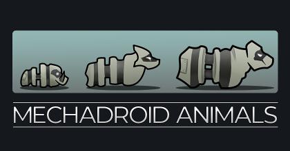 Mechadroid Animals [Rimworld]