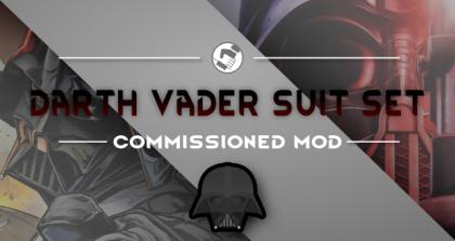 Darth Vader Suit Set [Rimworld]