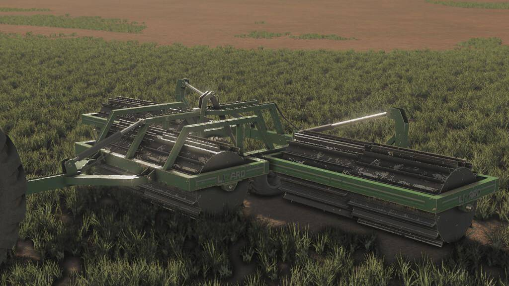 Lizard RFA 7000 Cultivator