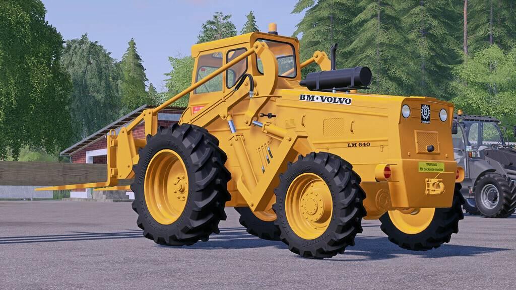 BM-VOLVO LM 620/640