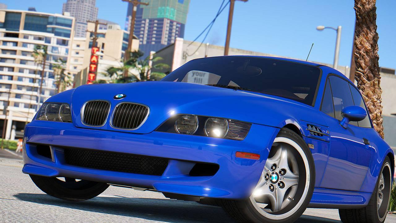 BMW Z3M 2002