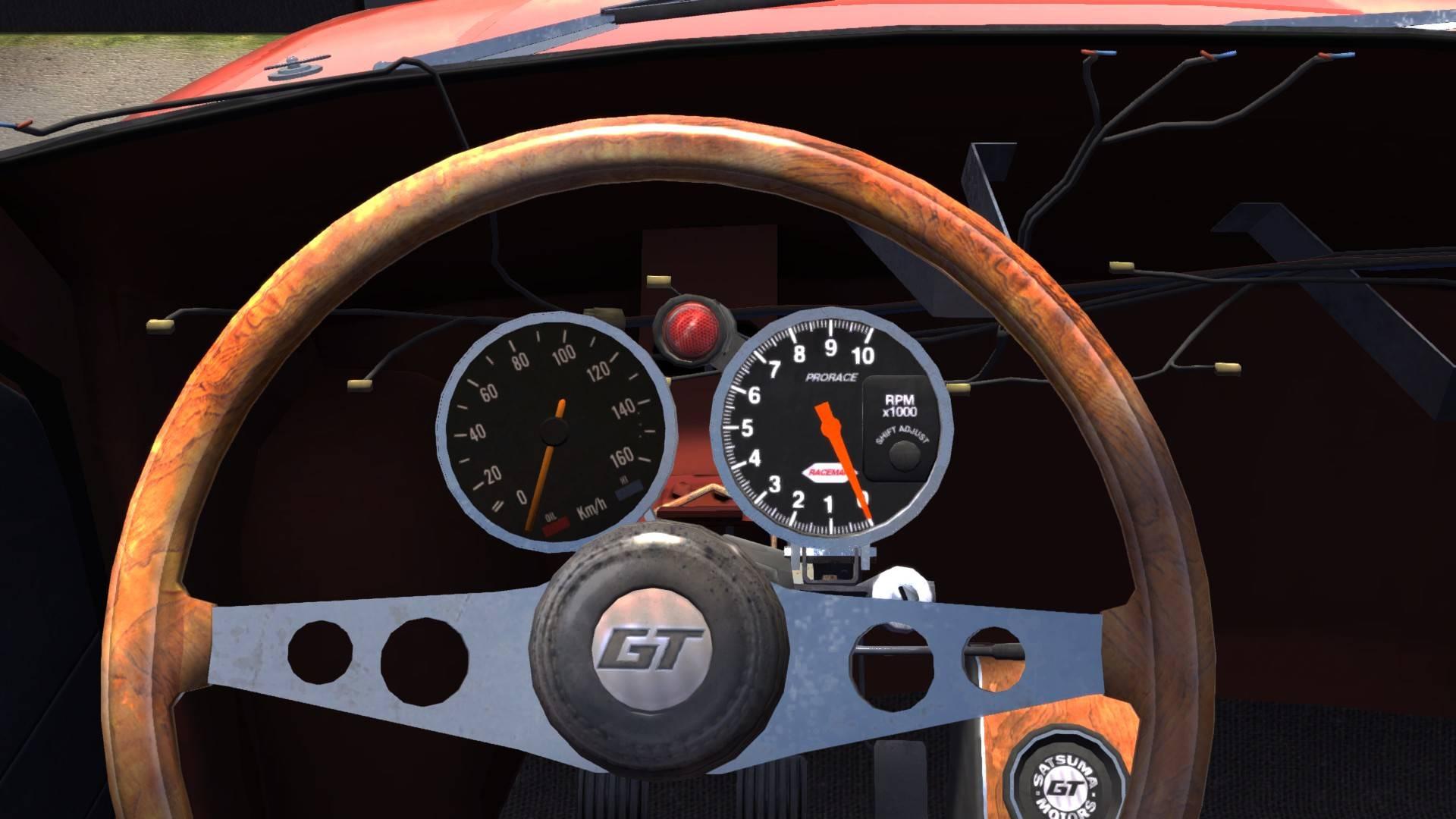 Мод Раллийный спидометр (Rally Speedo)