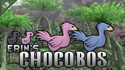 Erin's Chocobos [Rimworld]